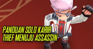 Kejar Assassin Solo di Ragnarok Mobile, ini dia Guide Huntingnya