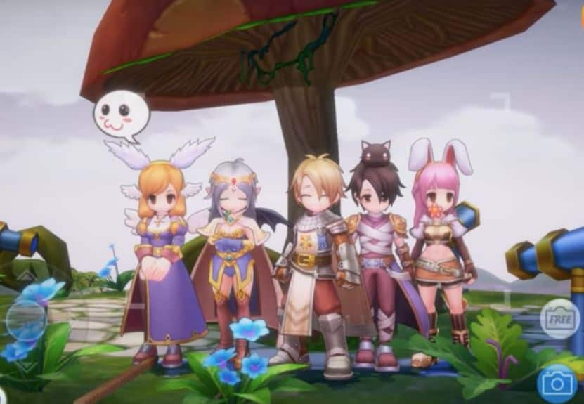 ragnarok m eternal love Lokasi Monster