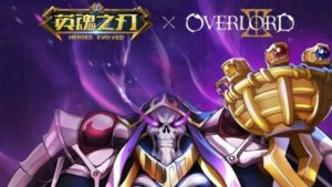 """Heroes Evolved Kolaborasi Overlord<span class=""""wtr-time-wrap after-title""""><span class=""""wtr-time-number"""">1</span> min read</span>"""