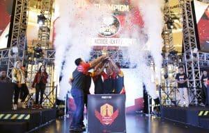 Tim XCODE EXTZY Raih Juara Di Free Fire Jakarta Invitationals 2018
