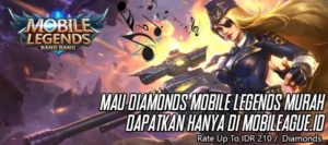 Beli Starlight & Diamond Mobile Legends Murah di Mobileague