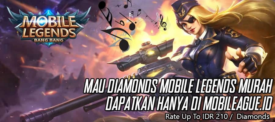 Diamond Mobile Legends Murah