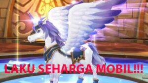 Fantastis Key of Heaven Terjual Seharga Mobil di Ragnarok M Eternal Love