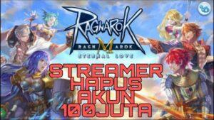 "Streamer Hapus Akun Seratus Juta Melawan Cheater Ragnarok M Eternal Love<span class=""wtr-time-wrap after-title""><span class=""wtr-time-number"">1</span> min read</span>"