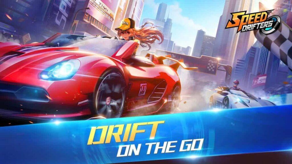 Garena Speed Drifters: Balapan Bisa Dapet Pacar!