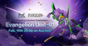 Ragnarok M Lelang Suit Eva-01, Sobat Misqueen harap minggir