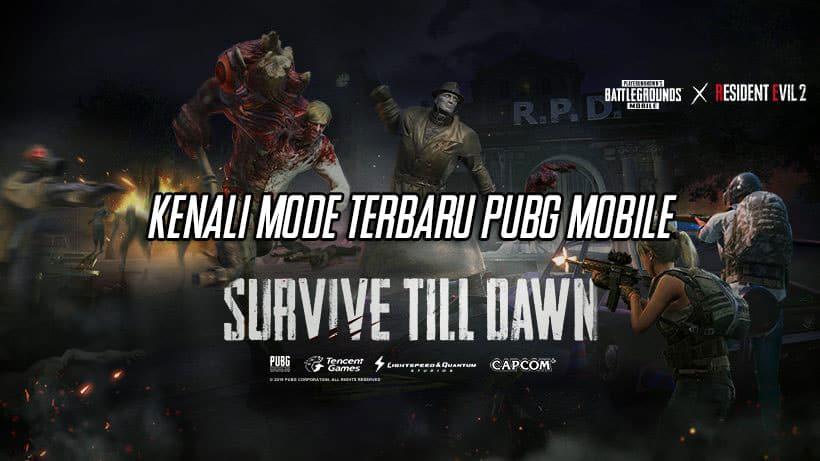 Yang Wajib Kalian Ketahui dari PUBG Mobile Zombie Mode