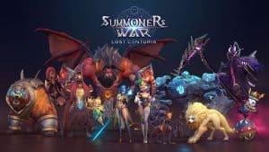 "Intip Concept Art Game RTS Terbaru ""Summoners War: Lost Centuria"" dari Com2Us"