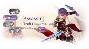 Panduan Dasar dan skill Job Assassin, Asura serta Ninja di Laplace M