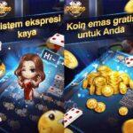 PRgame Rilis Domino Gaple, Game Mudah dengan banyak Koin Gratis