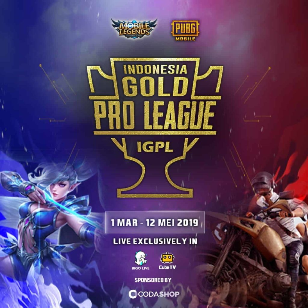 Indonesia Gold Pro League