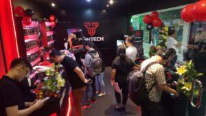 Fantech, Gaming Gear Lokal Kualitas Internasional Resmikan Store di Indonesia