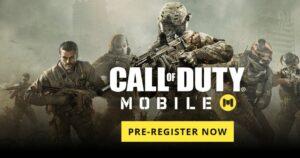 Ini dia Detail Informasi yang Wajib Kamu Ketahui Tentang Call Of Duty Mobile