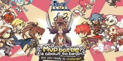 Kontes Baru Ragnarok M Eternal Love Indonesia, Event MVP Battle