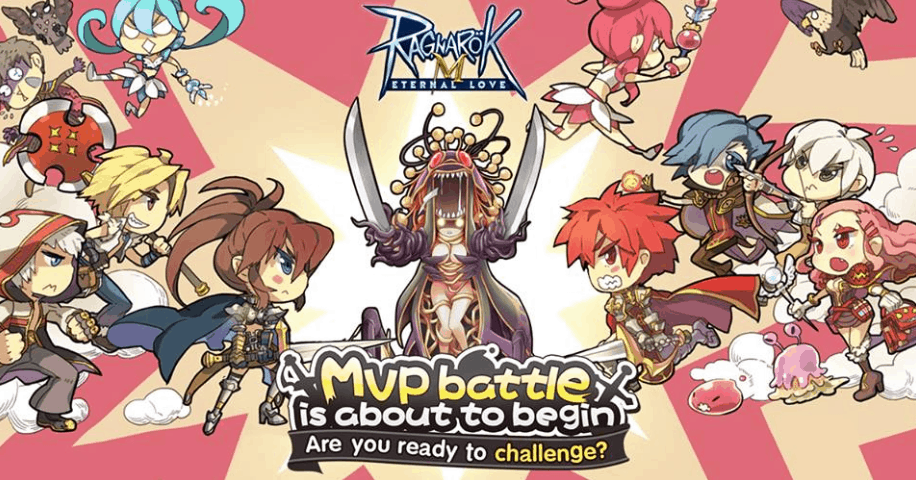 Event MVP Battle Ragnarok M eternal Love