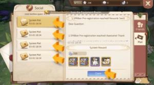 Cara Mendapatkan hadiah Pra-Register game Laplace M