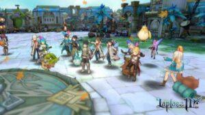 Ini Cara Membuat Guild di Laplace M dan event yang ada didalam guild