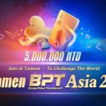 Resmi Dimulai, Siapkan dirimu untuk Boyaa Poker Tournament Asia 2019