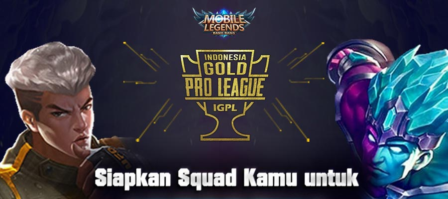 NXL> dan 7 Tim esport Lain Siap Ramaikan IGPL Mobile Legends