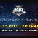 Pertarungan 8 Tim Mobile Legends Terbaik di Indonesia, MPL Season 3 2019