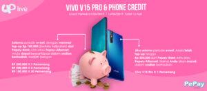 Modal 500 Ribu, Bawa Pulang Vivo V15 Pro dari Mimopay