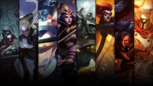Riot games Dikabarkan Akan Merilis League of Legends Mobile Bersama Tencent