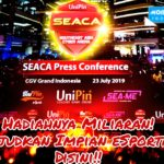 Dukung Esport, Unipin Siapkan Hadiah Miliaran Dalam SEACA 2019