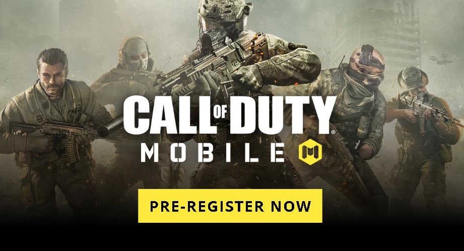 Call of Duty Mobile Segera Hadir di Indonesia, Pre-register sekarang !