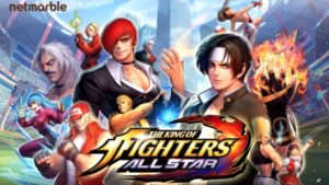 The King of Fighter ALLSTAR Action RPG Esport Terbaru dari Netmarble