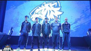 Evos Esports Taklukan RRQ 3 – 1 di Grand Final, Rebut Gelar Juara MPL ID Season 4