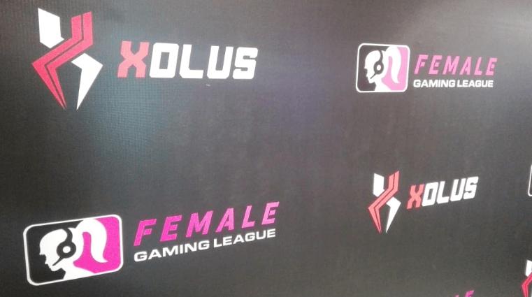 Xolus hadirkan Female Gaming Leagu