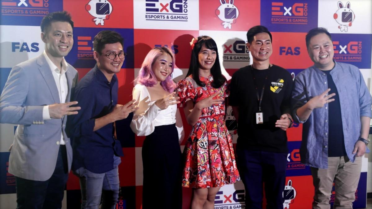 EXGCon 2019 Event Paling Kece Untuk Dunia Gaming & Esports Indonesia