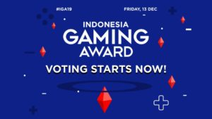 Voting Indonesia Gaming Award 2019 Resmi dibuka