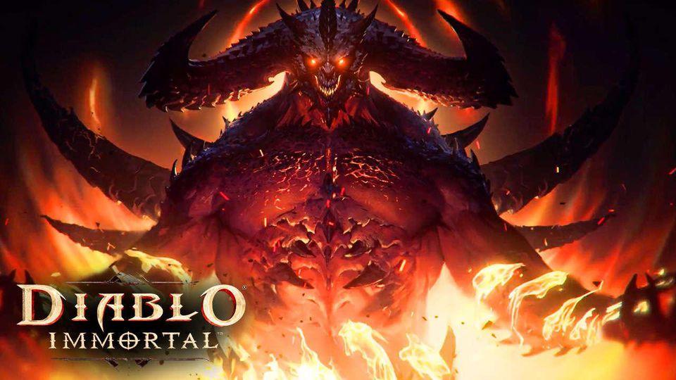 1 tahun tanpa kabar, Blizzcon 2019 tak Rilis Diablo Mobile, Cuma Update